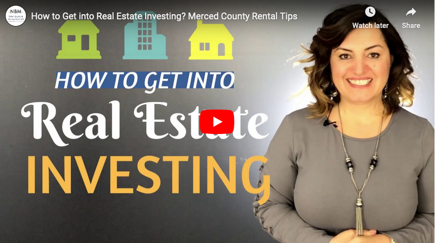 How to Get into Real Estate Investing? Merced County Rental Tips